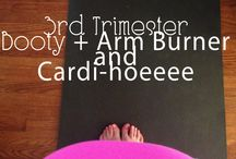 Pregnancy Fitness / by Niki Vogel