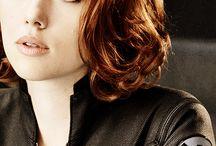 Natasha Romanoff/ Black Widow