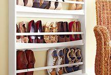sko oppbevaring