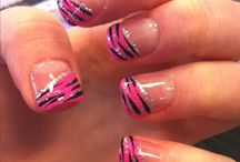 Nail Art / Nail art painted nails / by Lauren Baked