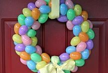 Easter Decor / by Abbey Stephan