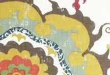 art, fabric, rugs & wallpaper / by Kim Adcock