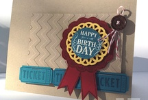 Stampin' Up!® - Blue Ribbon / by Rochelle Blok, Independent Stampin'  Up! Demonstrator