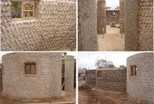Plastic Bottle Houses