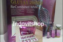 Glutax 2000gs whitening n anti aging indovitshop