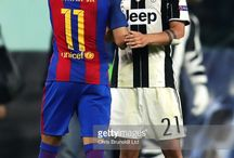 Neymar JR i Paulo Dybala
