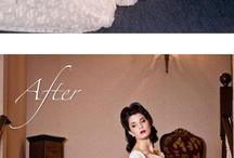 Upcycled weddingdresses