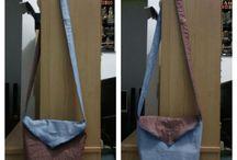 My Handmade / Berbagai hasil kreasi sendiri berbahan kain..