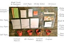 Studio + Organizing / Organizing & Studio