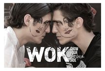 Wok show your other side / Editorial Make-up Foto: Alfredo Zhi Styling: Cindy Kamoko Modelli: Pietro e Filippo Photo Editor: Ivan Victor Lucas Hair & Make up: Monica Guidi Assistente Stylist: Anselia S Anggriani
