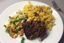 Hlavní jídla - hovězí