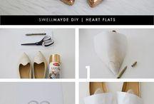 Shoe DIY