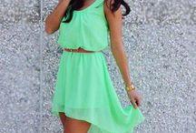 Καλοκαιρινά Φορέματα