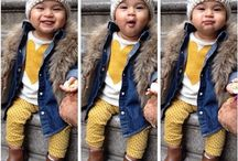 Kids fashion / by Olivia O'Sullivan