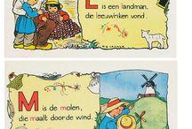 kinderboekjes / kinderboek en prenten