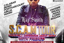 Kay Switch Announces 10-City Tour, 'The SCAM'