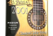 Cordes pour guitare classique