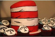 Dr. Seuss Party / by Katie Hastings