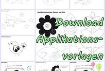 Applikationen / Vorlagen