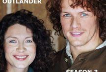37.  OUTLANDER - Season 3 & 4