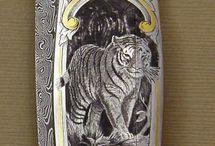 Knife Engraved Art Wonders