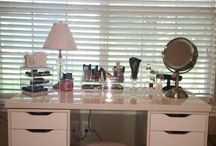 organizing your makeup and much more