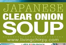 Soups Soups / ...these are my favourite!