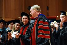 Top Cardinal Birds / Meet our President, Provost, Board of Trustees, Overseers, Deans, and featured faculty and staff