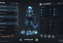 Character Interface