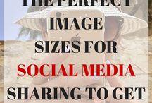 Social Media / Tips on improving social media