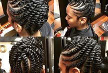 natual hair