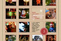 Scrapbooking-December daily  / by Sarah Peterson