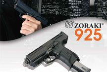 Magazine Ads. / Atak Arms