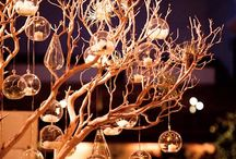 Copacei cu luminite