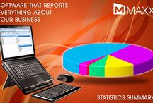 Statistics Summary / Statistics Summary is used to summarize a set of observations, in order to verify the details... http://maxxerp.blogspot.in/2013/10/maxx-software-that-reports-everything.html