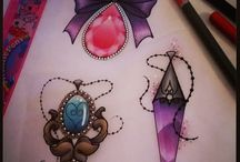 GEM tattoos
