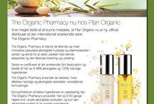 The Organic Pharmacy / Lækre sunde og økologiske produkter til dig og din familie!