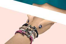 Black DIAMONDS / Il bracciale che già con il solo nome si presenta! Una persona sicura di sé che vuole qualcosa di più e non si accontenta mai, che cerca sempre nuove idee ed è attenta al dettaglio e vuole differenziarsi. Una linea di bracciali con ancora come gancio di chiusura in tre differenti varianti ed un'ampia palette di colori.