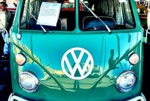 VOLKSWAGEN / The heartbeat of Wolfsburg. Highlightning the good old and beautyful Bus.