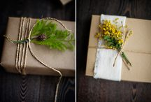 Gift wrapping / Ways to wrap