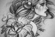 tatuagens fera