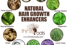 Healthy Hair, Healthy Body / Thirsty Roots healthy hair images for black women. Learn how to get healthier hair and a wellness body.