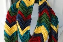 How To Crochet a Scarf / crochet scarf patterns, crochet scarf pattern, crochet infinity scarf free pattern, crocheting a scarf,  how to crochet a scarf, scarf crochet patterns, crochet cowl pattern, easy crochet scarf, crochet scarf patterns, free crochet scarf patterns, easy crochet scarf patterns,   / by FaveCrafts