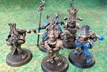 Thousand Sons Space Marines WIP