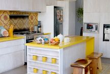 Cute kitchen of Diana