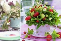 Strawberry weding