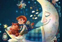 Childrens illustrations/Eugene Smolenceva/Monsters