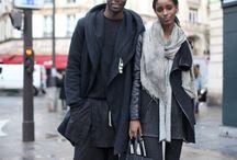 パリのファッション / 素敵