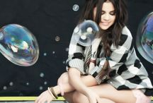 Selena Gomez :) / Lovely face