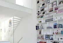 inbouw boekenkasten